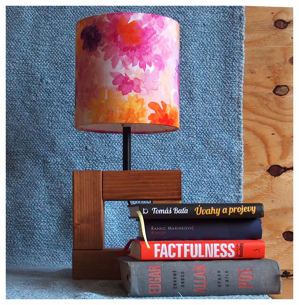 malá lampa do dětského pokoje