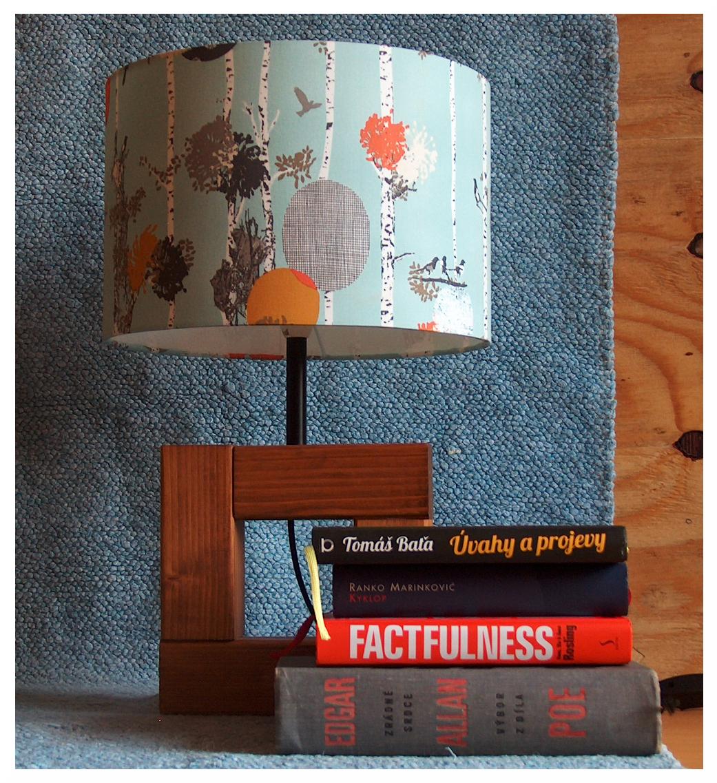 lampa do dětského pokoje