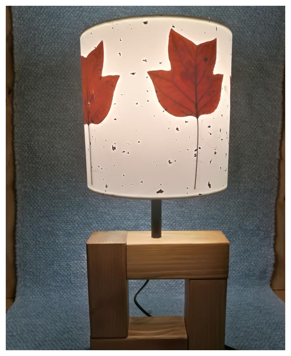 stínítko na malou lampu
