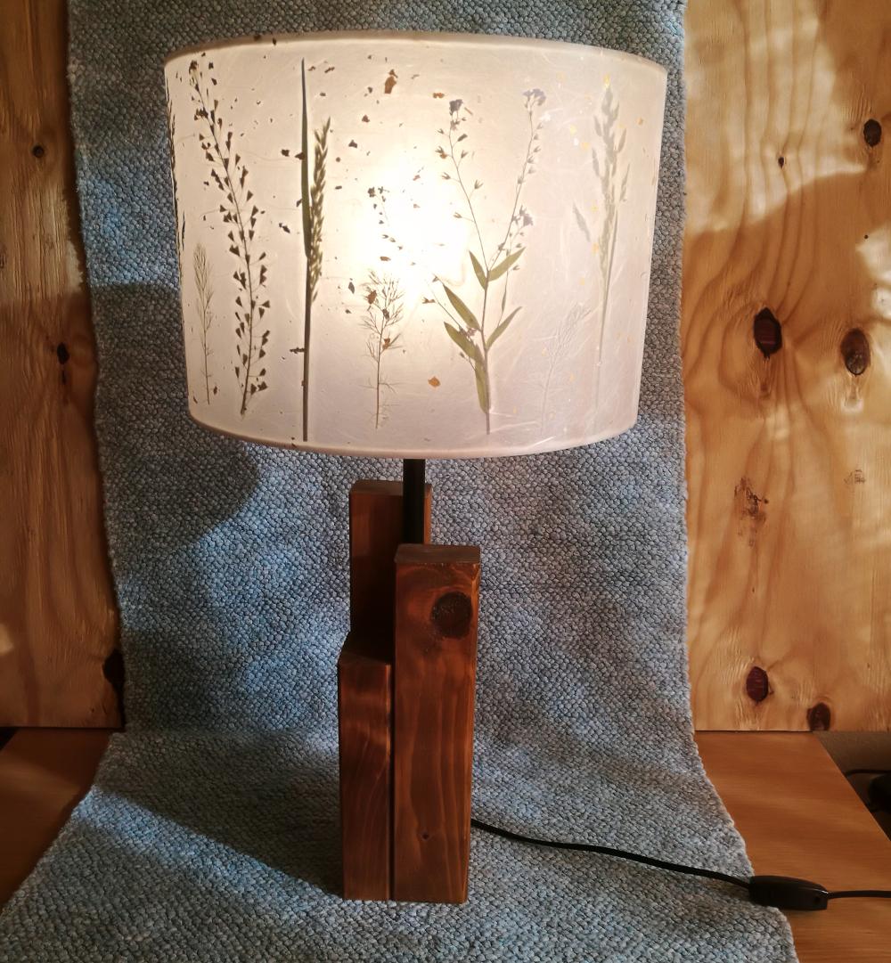 lampa na chalupu